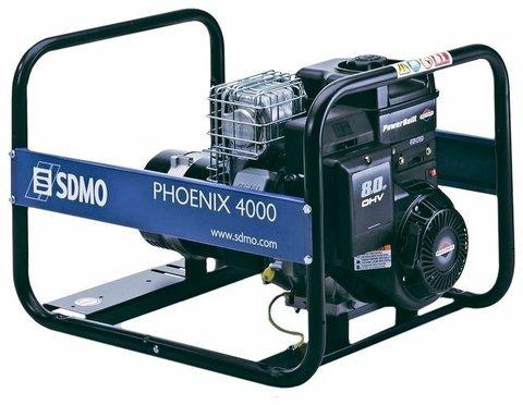 Кожух для бензинового генератора SDMO PHOENIX 4000 (4000 Вт)