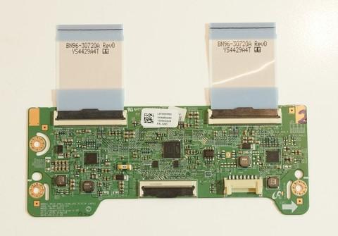 BN41-02111A LSF400HM03  T-CON плата TV Samsung