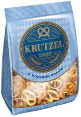 """Крендельки """"Krutzel"""" бретцель с солью 250г"""