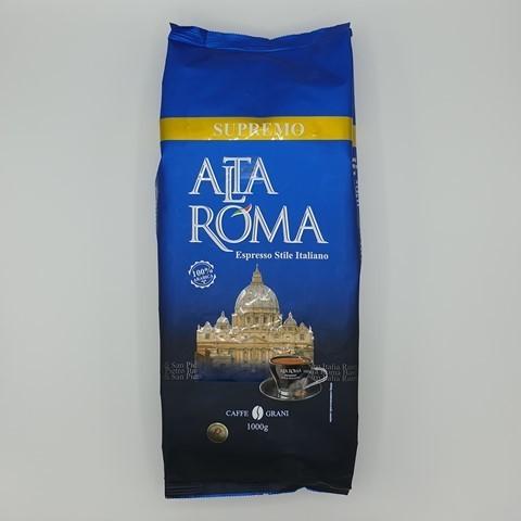 Кофе в зернах Supremo ALTA ROMA, 1 кг