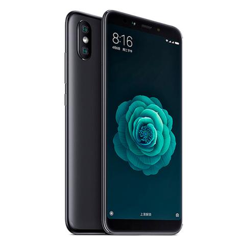 Смартфон Xiaomi Mi A2 4GB + 32GB (черный)
