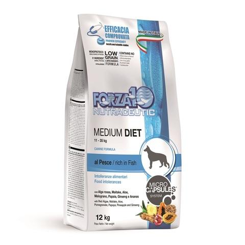 Forza10 Medium Diet Pesce (рыба) 24/11