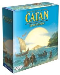 CATAN (Колонизаторы): Мореходы (новое издание)