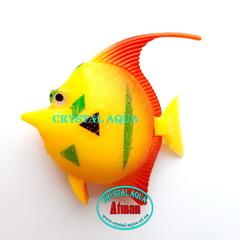 Рыбка пластмассовая №2