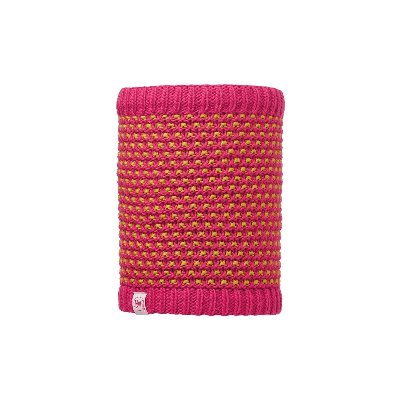 Детские шарфы Вязаный шарф-труба с флисовой подкладкой Buff Jambo Pink Azalea 113536.513.10.00.jpg