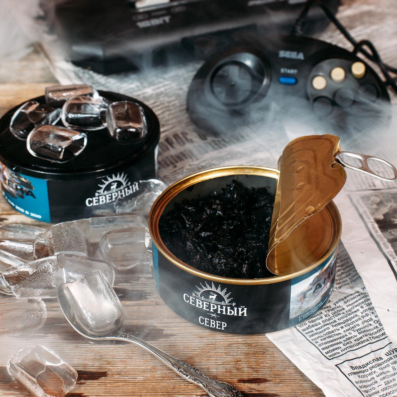 Табак для кальяна Северный Север 100 гр