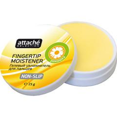 Подушка для смачивания пальцев гелевая Attache Selection ромашка 25 г