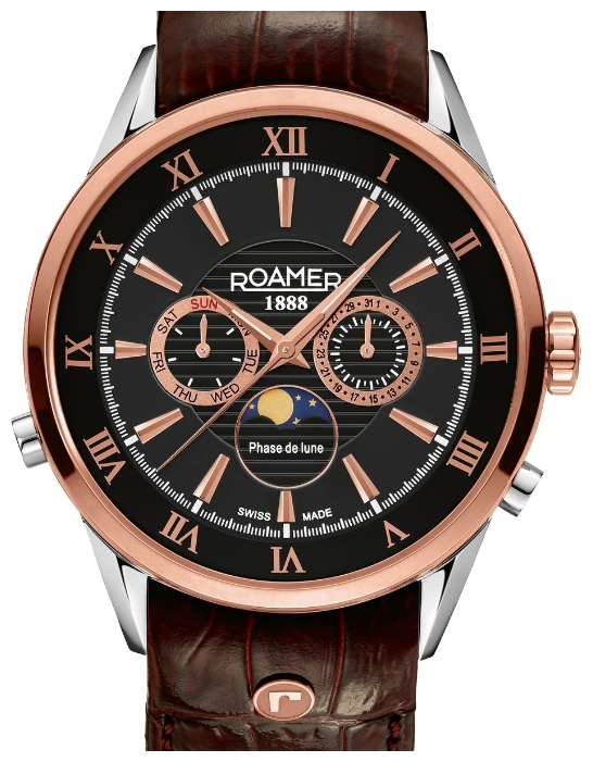 Наручные часы Roamer 508821.49.53.05