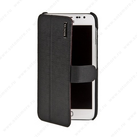 Чехол-книжка HOCO для Samsung Galaxy Note N7000 - HOCO Leather Case Black
