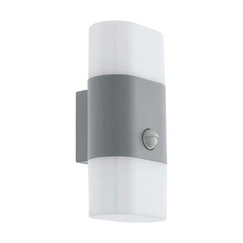 Уличный светильник с датчиком движения и с сенсором DAY & NIGHT Eglo FAVRIA 1 97313
