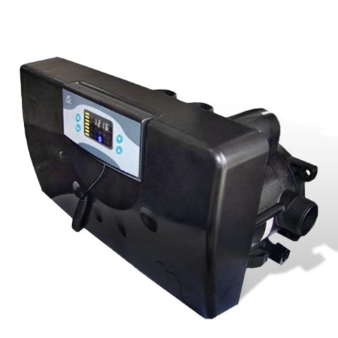 Блок управления RUNXIN, ТМ.F88А TWIN - умягчение, до 10 м3/ч