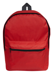 Рюкзак Silwerhof Simple, красный, 28x41x14 см