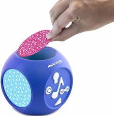 Miniland Dreamcube смена проекционного рисунка