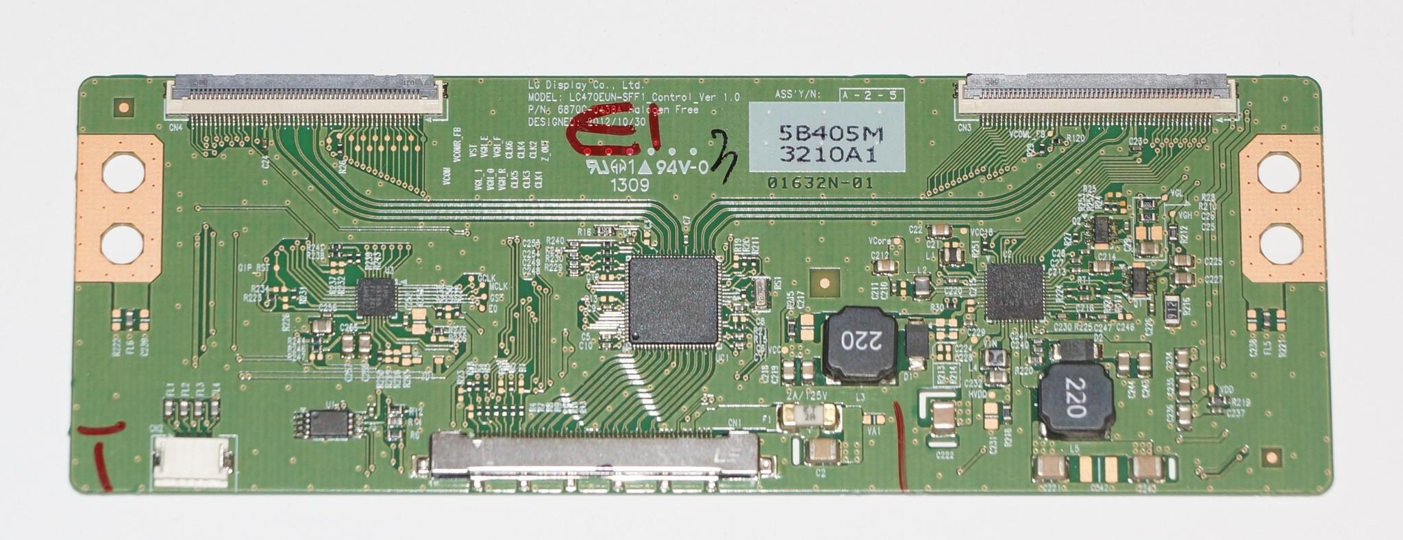 6870C-0438A t-con телевизора Panasonic, Philips