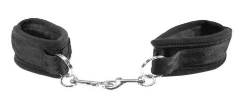 Наручники с карабинами Beginners Handcuffs