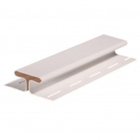Файнбир H-профиль белый 3,05 м