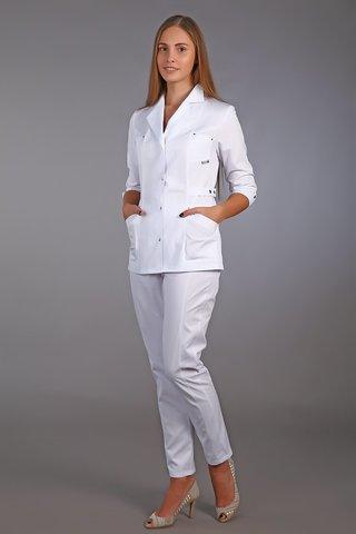 Жакет медицинский жен. М-215 ткань Элит-145