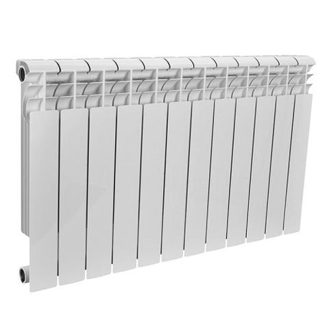 Радиатор биметаллический секционный ROMMER Profi Bm 500 - 12 секций