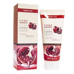 Farmstay Pomegranate Pure Cleansing Foam - Пенка очищающая с экстрактом граната