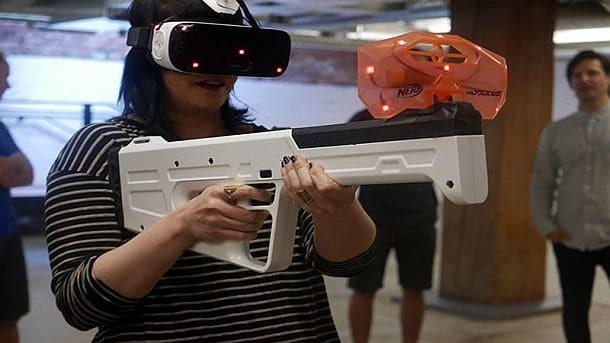 Автомат виртуальной реальности  VR Striker VR Arena Infinity V1