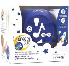 Ночник Miniland Dreamcube в упаковке