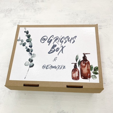 GRIGSUS BOX + ECOMIX