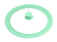 9945 FISSMAN Triplex Крышка для посуды многоразмерная 24/26/28 см