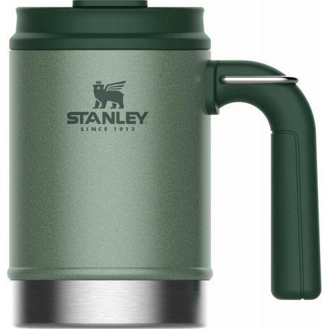 Термокружка Stanley The Big Grip Camp Mug (10-01693-025) 0.47л зеленый