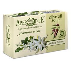 Оливковое мыло с ароматом жасмина, Aphrodite