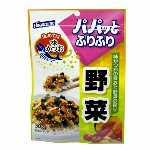 Приправа Хагоромо для риса с овощами