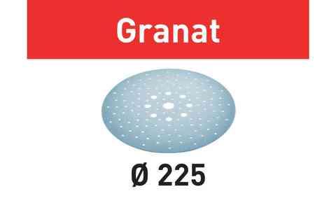 Шлифовальные круги Granat STF D225/128 P320 GR/25