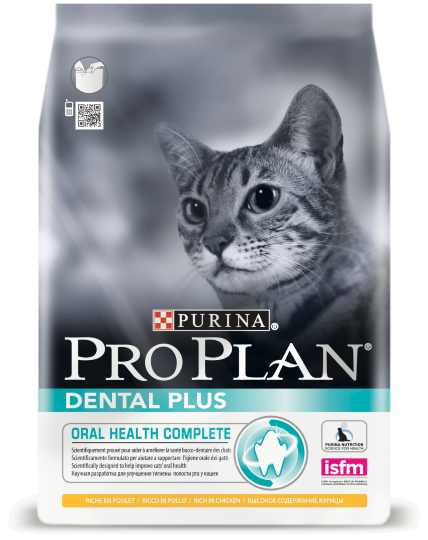 Purina PRO PLAN Dental Plus 10 кг