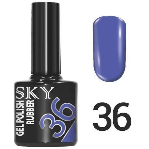 Sky Гель-лак трёхфазный тон №036 10мл