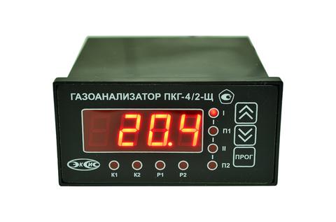 Газоанализатор кислорода ПКГ-4 /2-Щ-К-1Р-1A