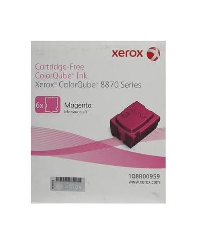 Чернила Xerox 108R00959, пурпурные (6шт)