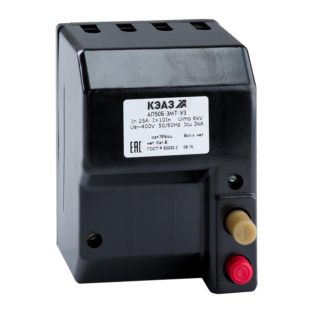 Автоматический выключатель АП50Б-2МТ-3,5IH 10А