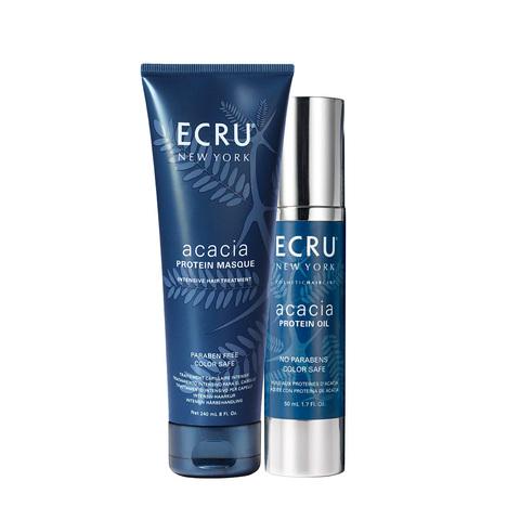 ECRU NY Набор протеин акация интенсивное восстановление  Acacia Intensive Repair Duo