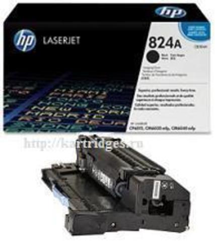 Картридж Hewlett-Packard (HP) CB384A №824A
