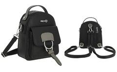 Рюкзак Dispacci черный, модель 03