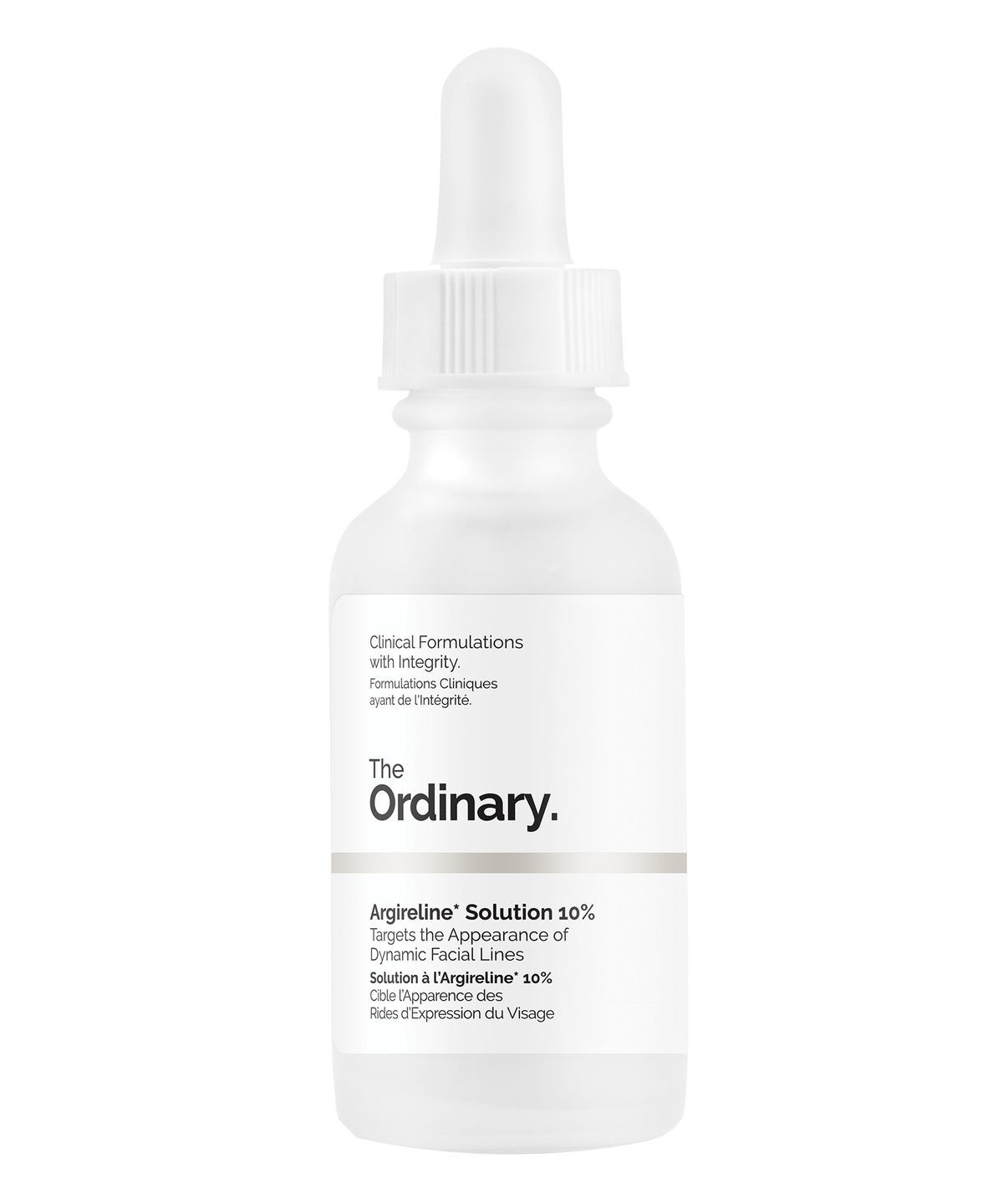 The Ordinary Argireline Solution 10% сыворотка для лица 30 мл