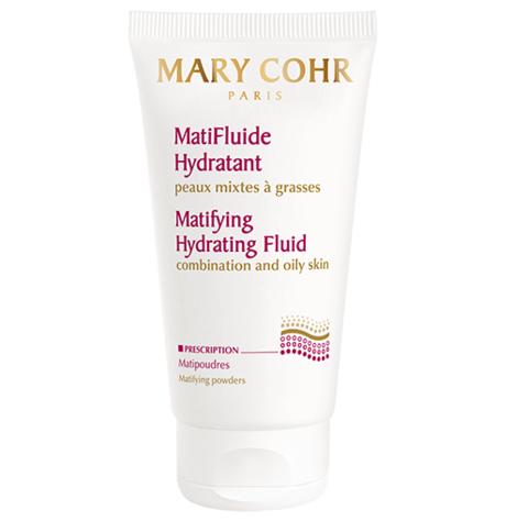 Флюид матирующий увлажняющий для лица, Mary Cohr Hydrating MatiFluid, 50 мл.