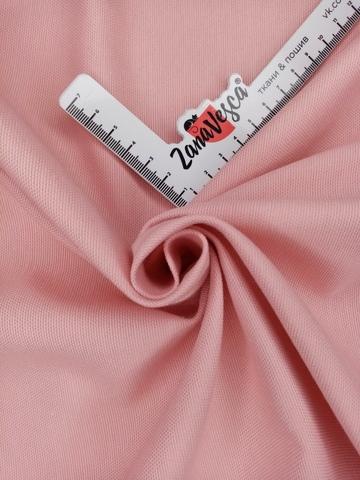Ткань duck с тефлоновой пропиткой Щербет розовый