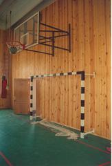 Ворота мини-футбол/гандбол складные пристенные (пара).