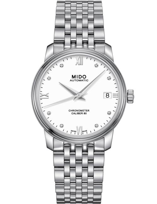 Часы женские Mido M027.208.11.016.00 Baroncelli