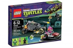 Lego TMNT Stealth Shell in Pursuit 79102