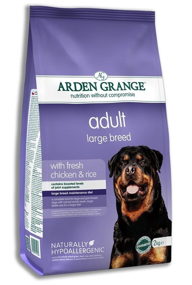 Каталог Сухой корм для взрослых собак крупных пород, Arden Grange Adult Large Breed AG615280.jpg