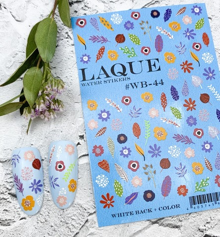 LAQUE Cлайдер дизайн #WB-44