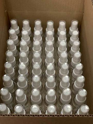 Комплект Санитайзер Stay-Safe (антисептик для рук) в коробке 54 шт по 50 мл