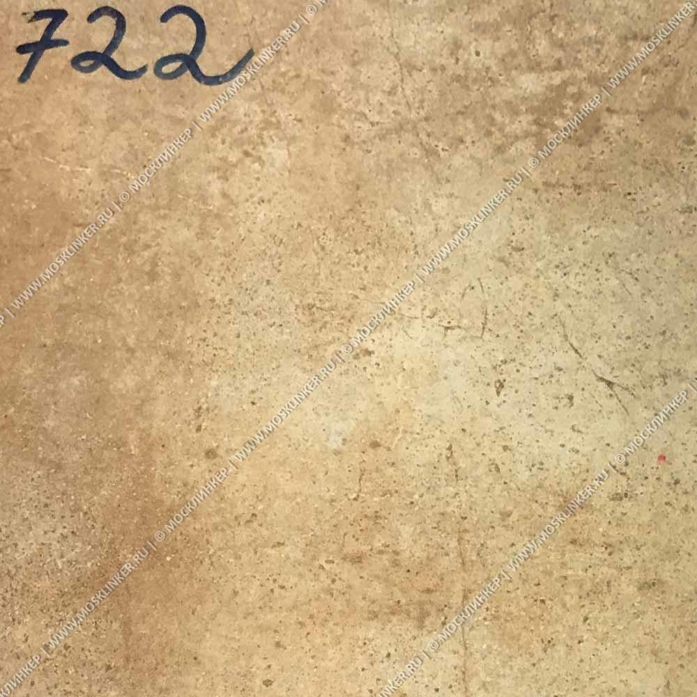 Stroeher - Keraplatte Aera 722 paglio 340x294x12 артикул 9340 - Клинкерная ступень - флорентинер