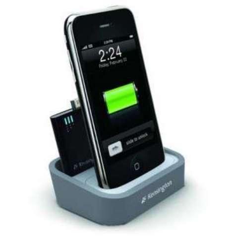 Kensington Charging Dock + Mini Battery док-станция для iPhone/iPod